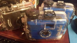 3 - Snap Sights Underwater Film Cameras for Sale in Temple, TX