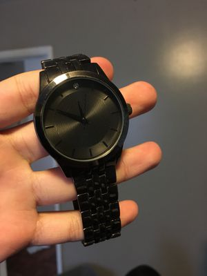 Stainless steel watch for Sale in Washington, DC