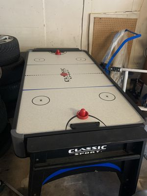 Pool table & air hockey table ! 2in 1! for Sale in Los Angeles, CA