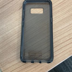 Tech 21 Case For Samsung S8 (Smoky black) for Sale in Houston, TX