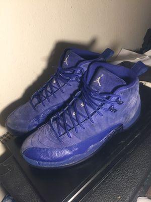 "Jordan Retro 12 ""Deep Royal"" size 12 for Sale in Portland, OR"