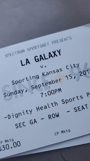LA Galaxy Tickets for Sale in Anaheim, CA