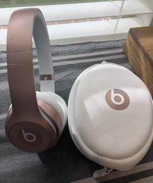 Beats Solo 2.0 Wireless Headphones for Sale in Crowley, TX