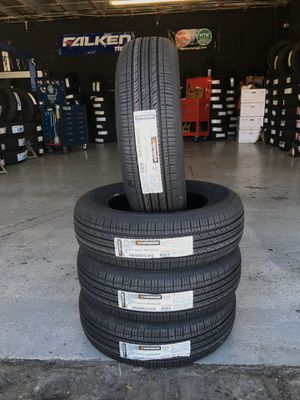 195/65/15 New set of Hankook tires installed for Sale in Ontario, CA