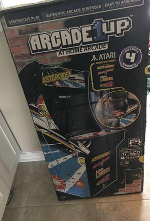 Asteroids home arcade game for Sale in Jonesboro, GA