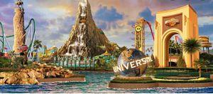 Universal three park tickets for Sale in Orlando, FL