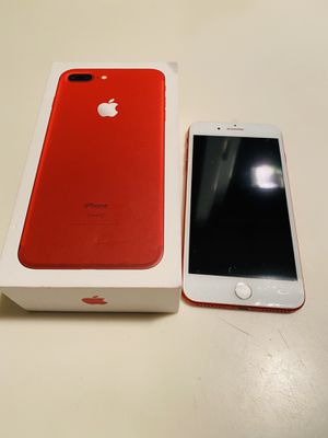 iPhone 7 Plus product red for Sale in North Potomac, MD