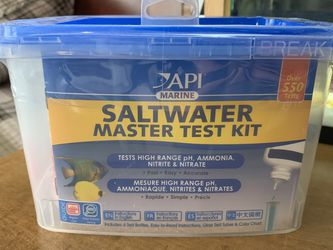 Brand New Saltwater Fish Tank Water Test Kit for Sale in Point Pleasant Beach,  NJ