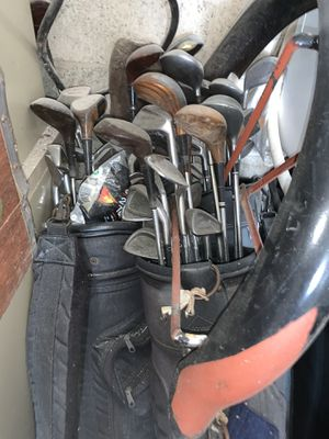 Vintage Golf clubs for Sale in Philadelphia, PA
