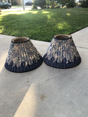 Lamp shades for Sale in Fresno, CA