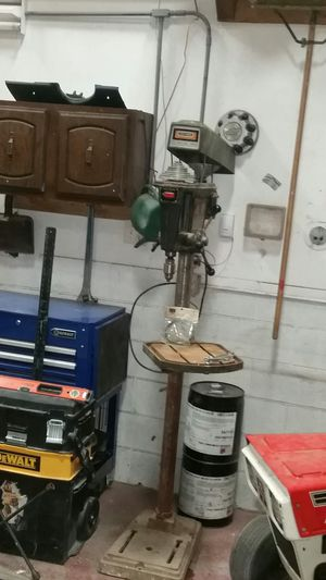 Craftsman 15 1\2 inch Drill Press for Sale in Anchorage, AK