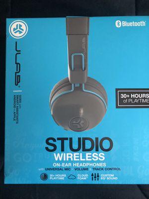 Studio wireless headphones JLab for Sale in Anaheim, CA