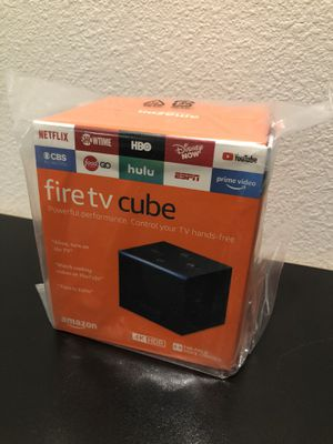 Amazon Fire TV Cube for Sale in Englewood, CO