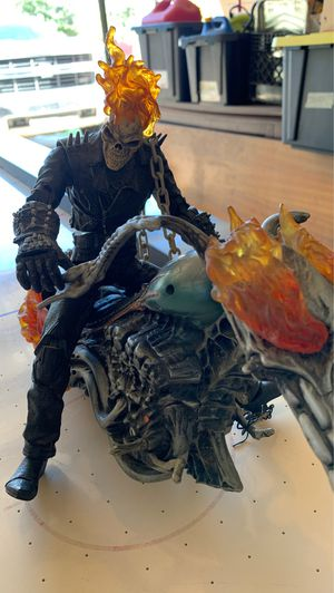 """2006 12"""" ghost rider collectors action figure. for Sale in Round Rock, TX"""