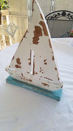 Sailboat Decoration 16 X 12 for Sale in Newport News,  VA