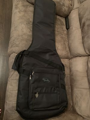 Fender Electric Guitar Gig bag brand new! for Sale in Erie, CO