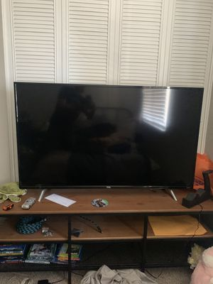 TCL 55 inch tv for Sale in Denver, CO