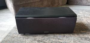 Onkyo center speaker for Sale in Oakbrook Terrace, IL