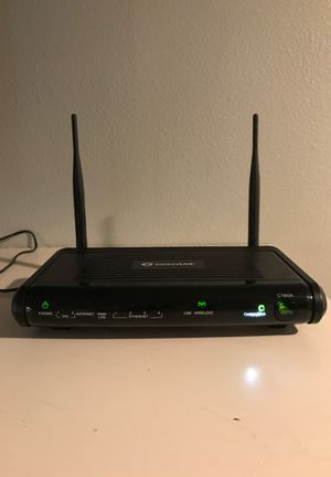 CenturyLink Modem/Router - ActionTec C1900A for Sale in Seattle, WA