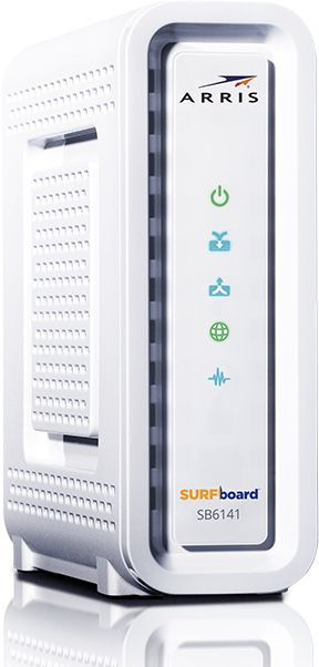 Motorola Arris SB6141 300+ mbps cable modem (for xfinity) for Sale in Campbell, CA
