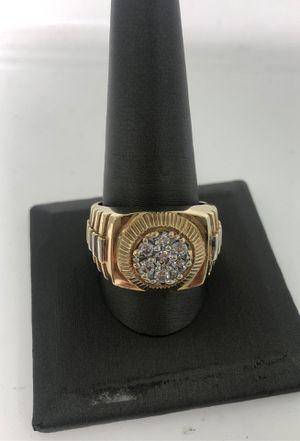 14k CZ RING for Sale in Dallas, TX