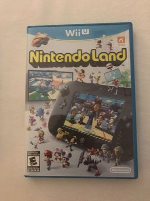 Wii U Nintendo Land for Sale in Easley, SC