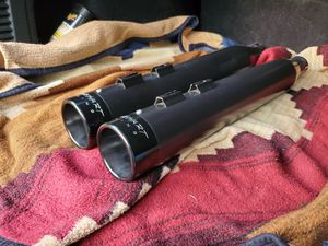 "4"" rinehart slip-on mufflers for Sale in Auburn, MA"