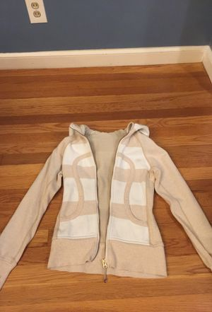 Lululemon scuba hoodie jacket for Sale in Milton, MA