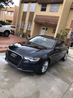Audi A6 2012 for Sale in Hialeah, FL