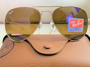Brand New Authentic Aviator Sunglasses for Sale in Miami Shores, FL