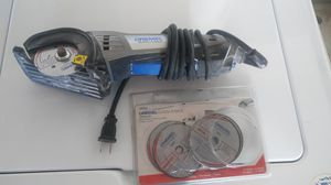 Dremel saw-max cutting cut set for Sale in Fort Myers, FL