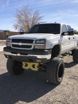 2005 Chevy Silverado 4x4 Diesel Truck for Sale in Las Vegas,  NV