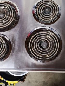 Stove Top And Vent for Sale in Fresno,  CA