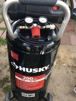 Husky Air Compressor for Sale in Westminster,  CA