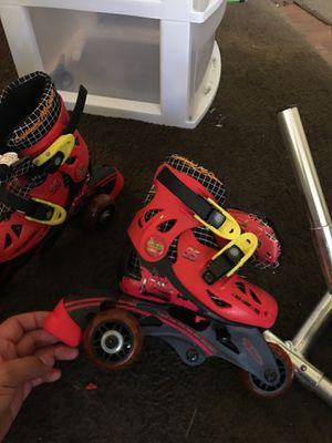 roller skates size 6-9 for Sale in Bassett, CA