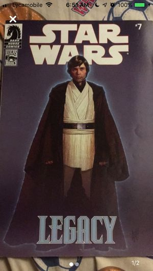 Star Wars Legacy comic book for Sale in New York, NY