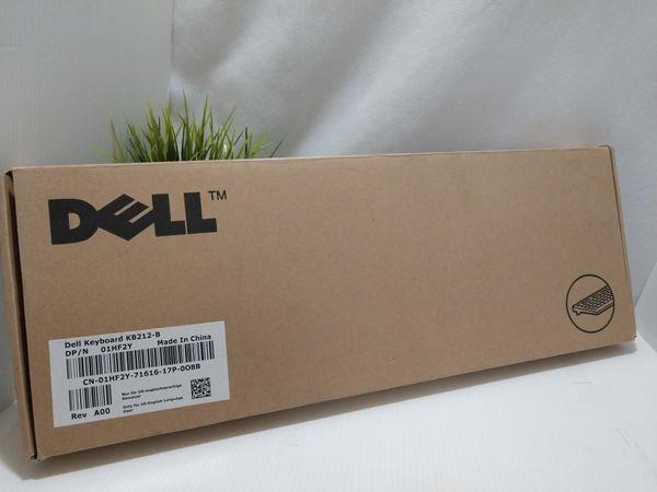 Dell USB wire Keyboard KB212-B