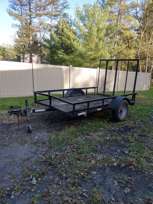 5'x 8' Trailer for sale as is...