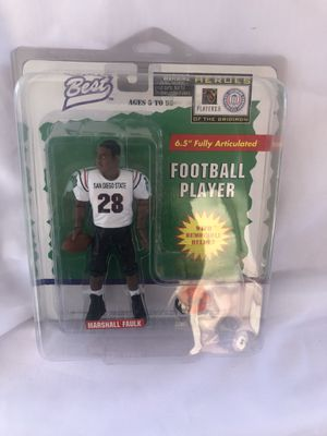 Marshall Faulk Action Figure for Sale in Spring Valley, CA