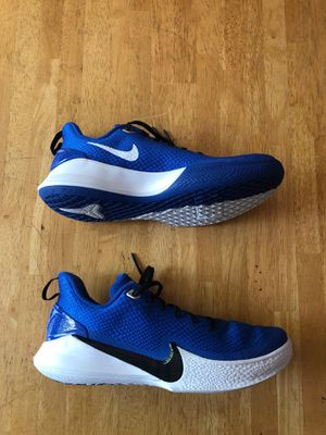 Brand new Nike Kobe Bryant mamba focus blue white black shoes men's 7.5, women's 9 for Sale in El Cajon, CA