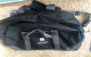 Eddie Bauer Branded sports tote personal carryon duffel bag. 24*12*10* inches unisex spacious for Sale in Wheaton, IL