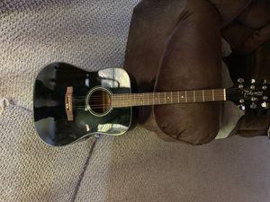 Takamine G series guitar (Model G320 BL) for Sale in Grand Prairie, TX