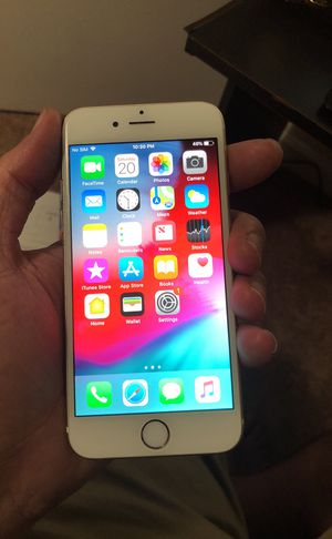 iPhone 6s gold 128 GB for Sale in Charlotte, NC