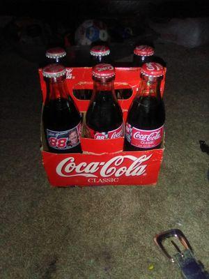 Dale Jarrett 6 PKG. 8 oz. 6 PKG coca cola in original package for Sale in Pelahatchie, MS