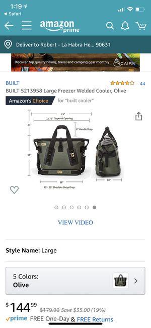 Cooler bag for Sale in La Habra Heights, CA