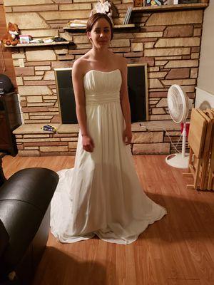 David's Bridal Wedding Dress for Sale in Payson, AZ