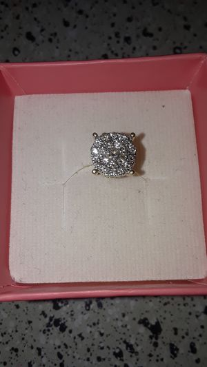 14KT 23 0.02 ct 1.7mm RND SI1 DIA = TO 0.79ct 6.0mm, MSRVP $799 , ILL TKE 200.00 OR EQUAL TRDE, PRICE IS FIRM..WILLING TO MEET FOR DIAMOND TESTING... for Sale in Memphis, TN