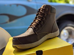 Steel Toe Size 12 Boots NEW for Sale in Riverside, CA