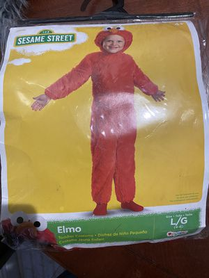 Elmo size 4-6 for Sale in Bay Point, CA
