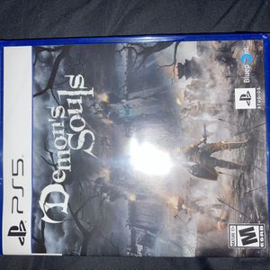 PS5 Demon's Souls for Sale in National City, CA